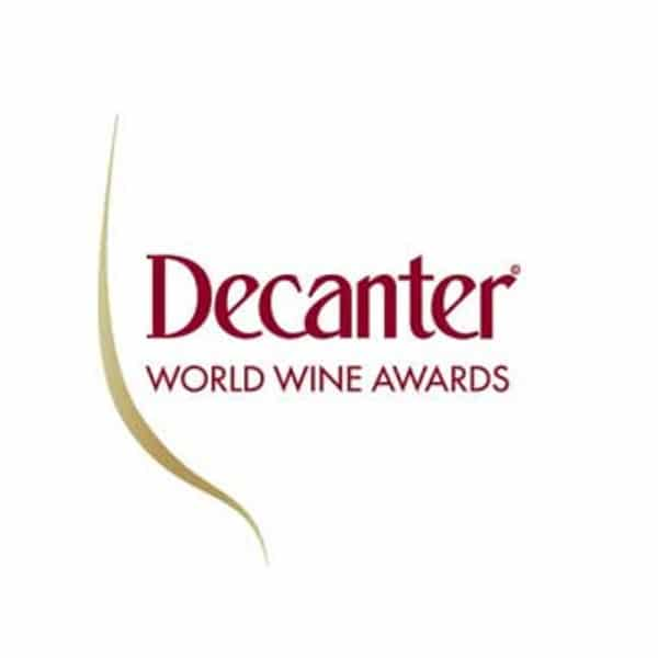 Медал изба Боровица - Decanter-World-wine
