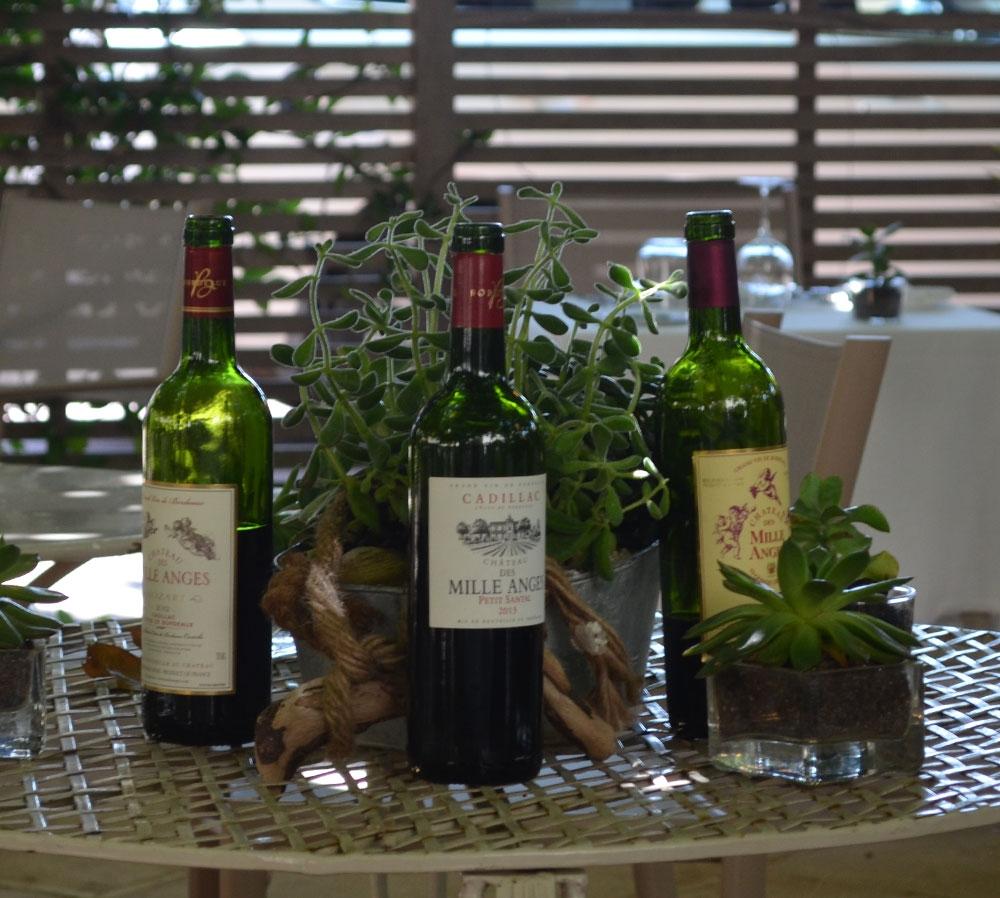 Френски вина Шато де Мил Анж