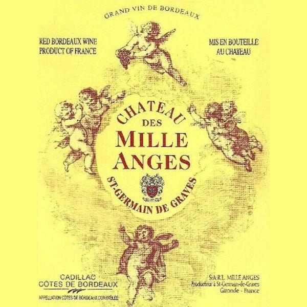 Château des Mille Anges - изискани френски вина
