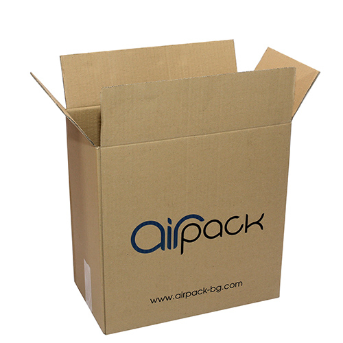 Кашон за опаковане на бутилки AirPack