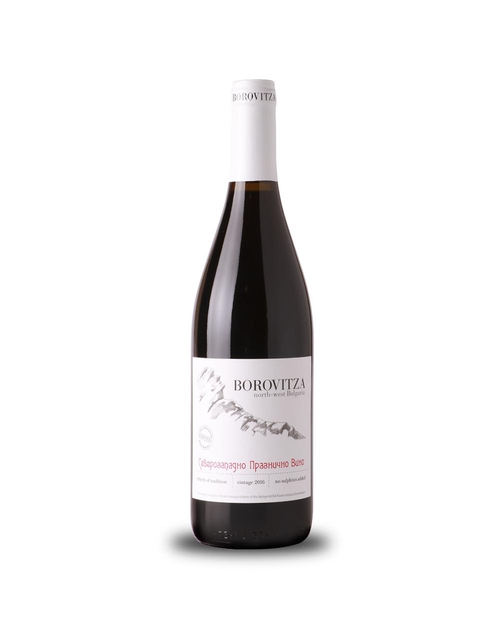 Borovitza Празначно вино