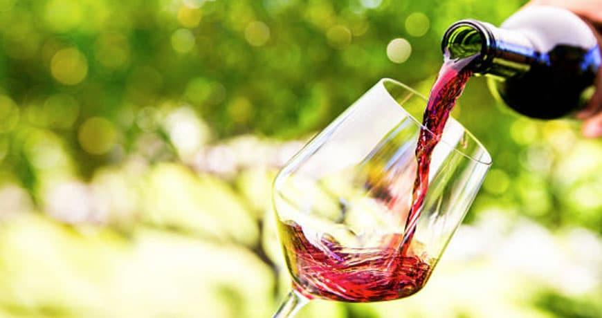 Защо чаша червено вино е най-добрият избор